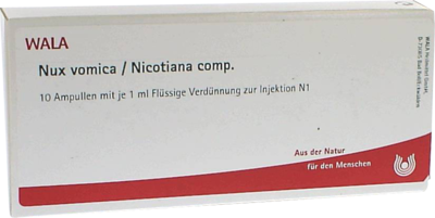 Nux Vomica/ Nicotiana Comp. Amp. (PZN 02233984)