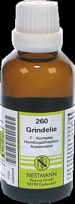 Grindelia F Komplex Nr. 260 Dil. (PZN 04484928)