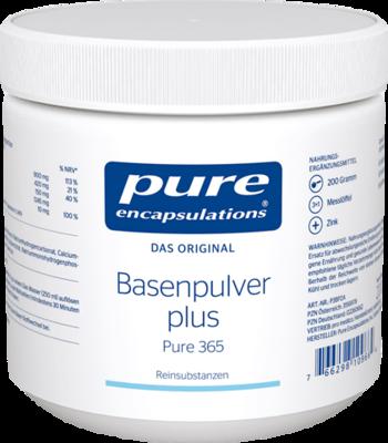 Pure Encapsulations Basenpulver Plus Pure 365 (PZN 02260662)