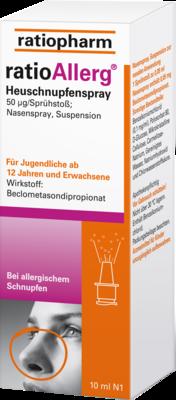 Ratioallerg Heuschnupfen Nasenspray (PZN 00704014)