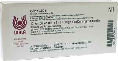 Colon Gl D 6 Amp. (PZN 02830013)