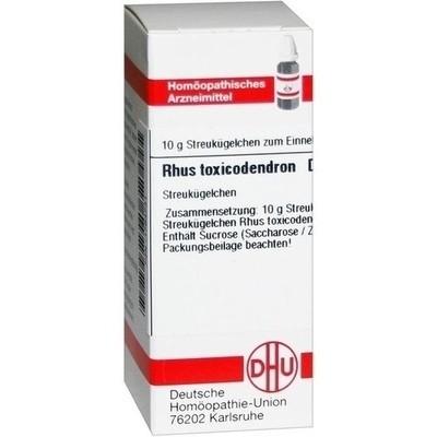 Rhus Toxicodendron D 12 (PZN 01783731)