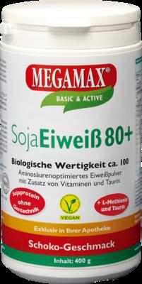 Soja Eiweiss 80+methionin Schoko (PZN 01444928)