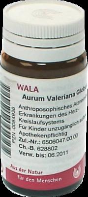 Aurum Valeriana Globuli Velati (PZN 00084936)