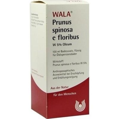 Prunus Spinosa E Flor. W 5% Oleum (PZN 02088708)