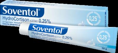 Soventol Hydrocortisonacetat 0,25% (PZN 10714396)