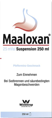 Maaloxan 25 Mval (PZN 01427479)