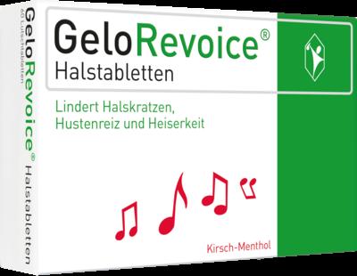 Gelorevoice Halstabletten Kirsch-Menthol (PZN 11046850)