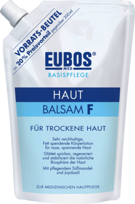 Eubos Hautbalsam F Lotio Nachfüll (PZN 06989265)