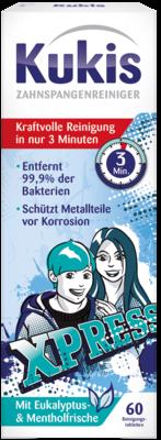 Kukis Zahnspangenreiniger (PZN 00348482)