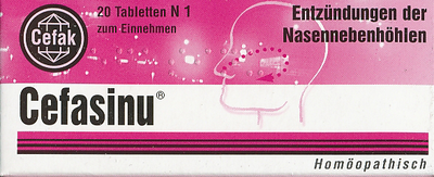Cefasinu Tabl. (PZN 00180686)