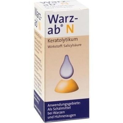 Warz Ab N Keratolytikum (PZN 04800275)