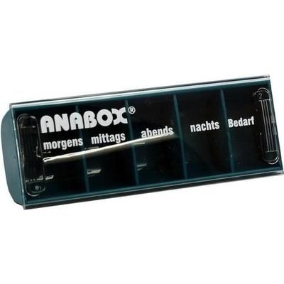 Anabox Tagesbox Tuerkis (PZN 03233590)