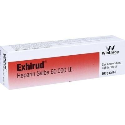 Exhirud Heparin  60 000 I.e. (PZN 02897419)