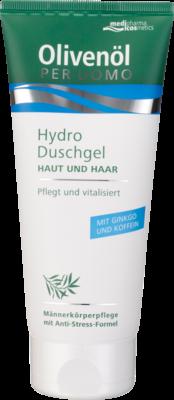Olivenoel Per Uomo Hydro Dusche F.haut U.haar (PZN 03327227)