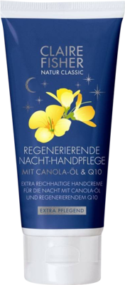 Claire Fisher Nat.classic Canola Nacht Hand (PZN 05101504)