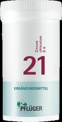 Biochemie Pflueger 21 Zincum Chloratum D6 (PZN 06322756)