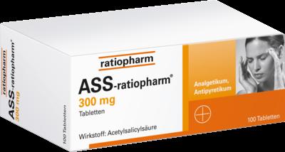 Ass ratiopharm 300mg (PZN 03372469)