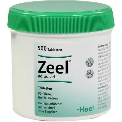 Zeel Ad Us. Vet. (PZN 02858738)