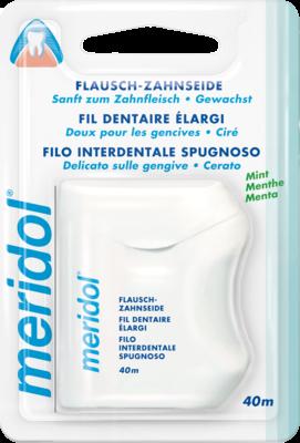 Meridol Flausch Zahnzeide Gewachst (PZN 04123449)