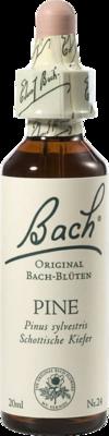 Bachblüten Pine Tropfen (PZN 00125925)