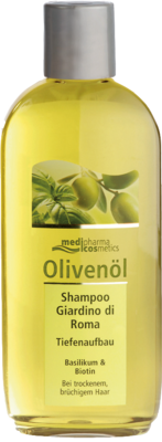 Olivenoel Shampoo Tiefena.giardino Di Roma (PZN 06716550)