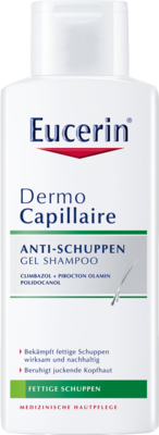 Eucerin DermoCapillaire Anti-Schuppen Gel (PZN 09508094)