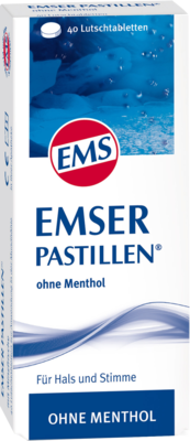 Emser Pastillen O Menthol (PZN 01506925)