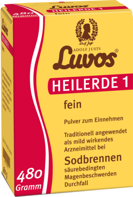 Luvos Heilerde 1fein (PZN 05039188)