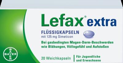 Lefax Extra Fluessig Kapseln (PZN 00620843)