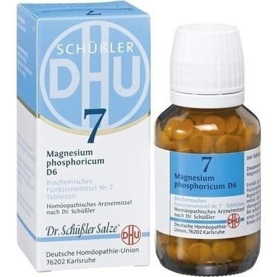 Biochemie DHU 7 Magnesium phosphoricum D6 (PZN 02580697)