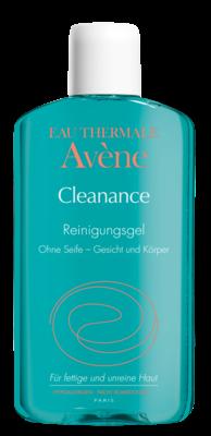 Avene Cleanance Reinigungsgel+Monolaurin (PZN 10057863)