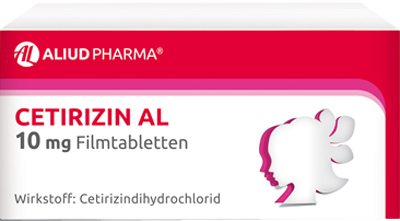 Cetirizin Al 10 Mg Filmtabl. (PZN 02406634)