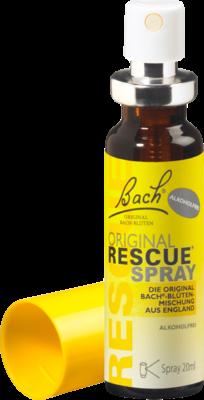 Bach Original Rescue Spray alkoholfrei (PZN 10399701)