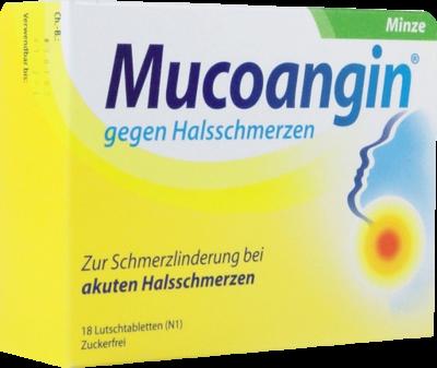 Mucoangin Minze 20mg (PZN 06129947)