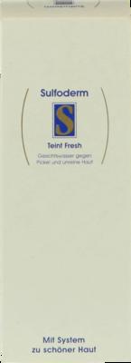 Sulfoderm S Teint Fresh Gesichtswasser (PZN 01900450)