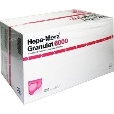 Hepa Merz Granulat 6000 (PZN 07470016)