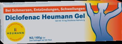 Diclofenac Heumann (PZN 06165386)