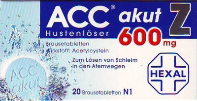 Acc akut 600 Z Hustenlöser (PZN 03294723)