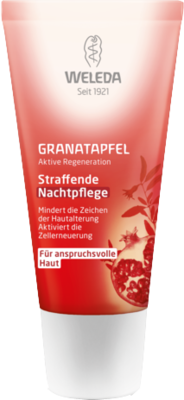 Weleda Granatapfel Straffende Nachtpflege (PZN 02048583)