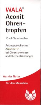 Aconit Ohren (PZN 01448553)