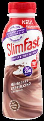 Slim Fast Fertigdrink Cappuccino (PZN 11280818)