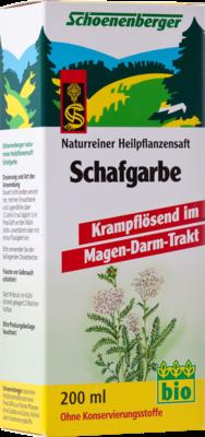 Schafgarben Saft Schoenenberger (PZN 00692311)