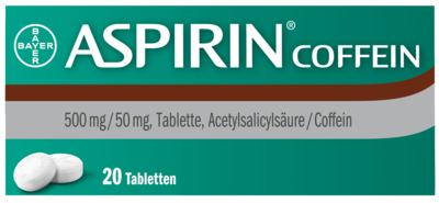 Aspirin Coffein (PZN 05461711)