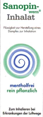 Sanopinwern Inhalat (PZN 07223157)