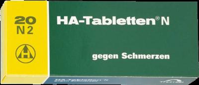 Ha Tabletten N (PZN 03155708)