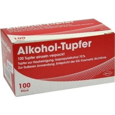 Alkoholtupfer Einzeln Verpackt (PZN 07592452)