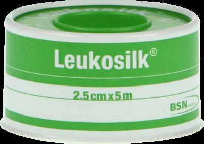Leukosilk 5 M X 2,50 Cm 1022 (PZN 00626225)
