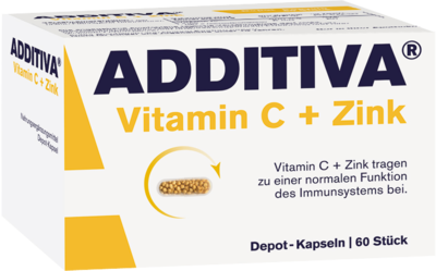 Additiva Vitamin C Depot 300mg (PZN 03045368)