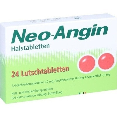 Neo Angin Hals (PZN 06110623)